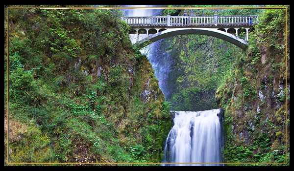 Columbia Gorge & Waterfall Tour