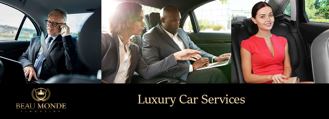 Portland executive car services