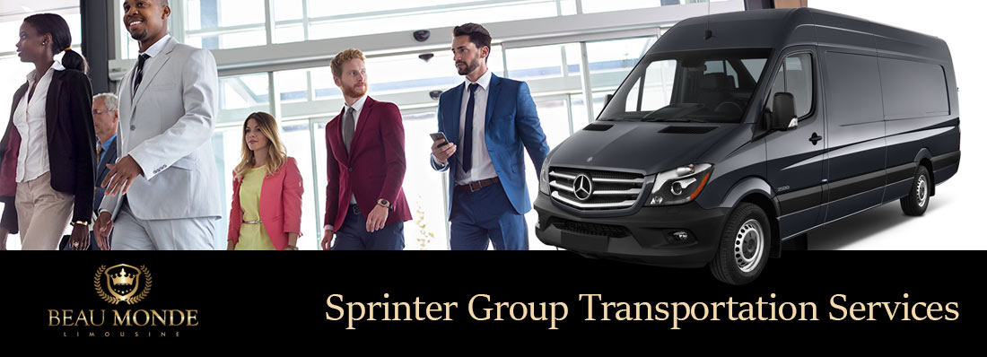 Portland Sprinter Group Transportation Services
